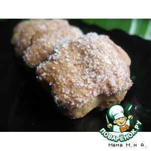 Рецепт: Печенье творожно-медовое