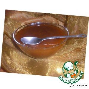 Рецепт: Мармелад из слив