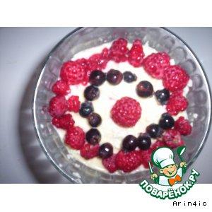 Рецепт: Творожный десерт