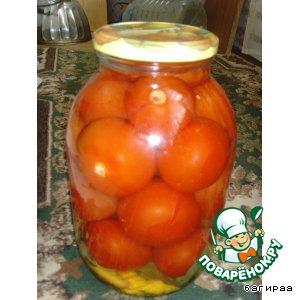 Рецепт: Сахарные помидоры