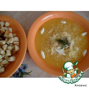 Солнечный суп – кулинарный рецепт
