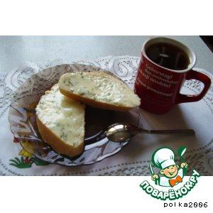 Рецепт: Домашний плавленый сыр Янтарь