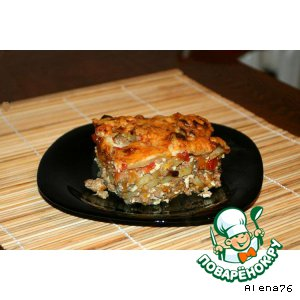 Рецепт: Mусака