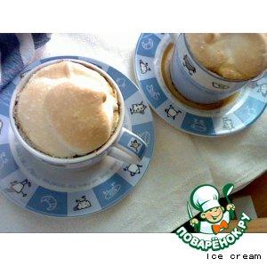 Рецепт: Кофе с облачком