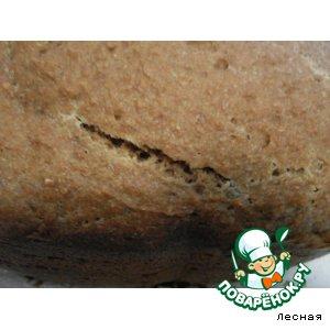 Рецепт: Хлеб ржаной