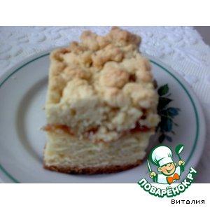 Рецепт: Пирог Кух