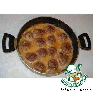 Рецепт: Тефтели