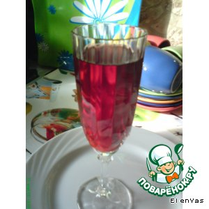 Рецепт: Вино дамское домашнее