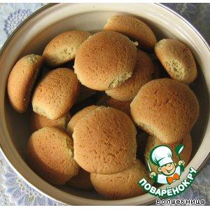 Рецепт: Классическое песочное печенье