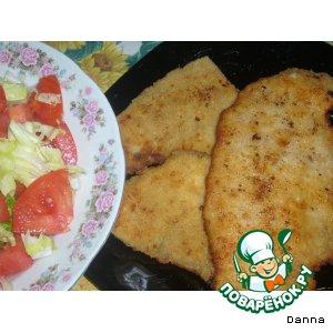 Рецепт: Милянеса аргентинская