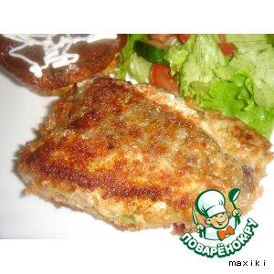 Рецепт: Рыба фаршированная