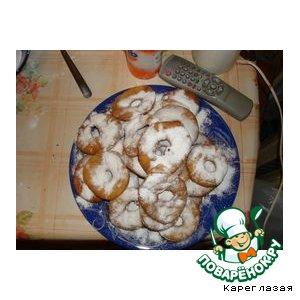 Рецепт Печенье вкусное, как пончики