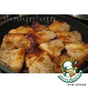 Рецепт: Свинина по-болгарски