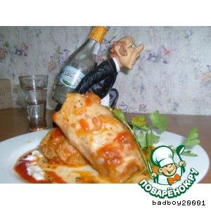 Рецепт: Солохины голубчики