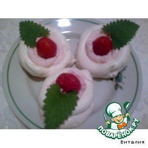 Рецепт: Десерт Вдохновение