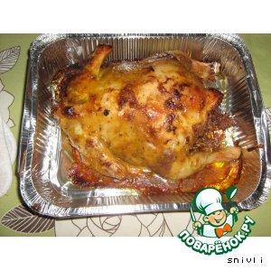Рецепт: Курица-кукурица
