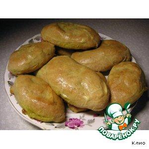 Рецепт: Пирожки с весенней начинкой