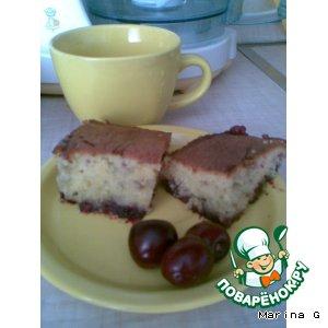 Рецепт: Пирог десертный