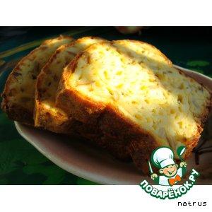 Рецепт: Сырно-овощной хлеб с тыквенными семечками