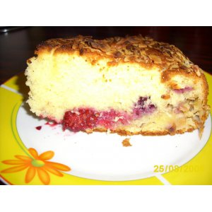 Рецепт: Пирог Бабье лето