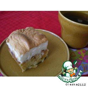 Рецепт: Яблочный пирог Слeзы девы Марии
