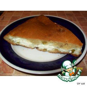 Рецепт: Пирог за 30 минут