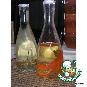Рецепт: Ароматное подсолнечное масло