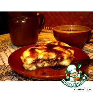 Французские тосты По мотивам баклавы