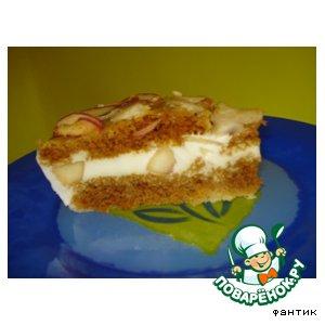 Рецепт: Тортик В ожидании...