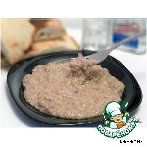 Рецепт Ариса, или каша из дроблeнной пшеницы с мясом