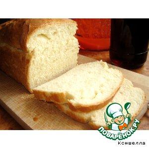 Рецепт: Аманитский белый хлеб