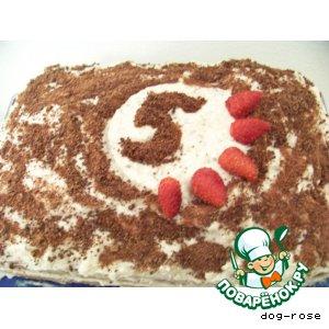 Торт «На пятерку!»