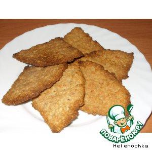 Рецепт: Овсяные блинчики по-шотландски