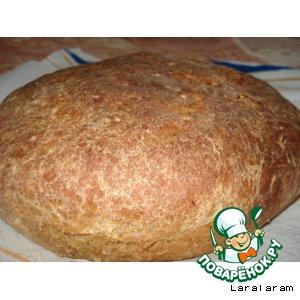 """Рецепт: Ржаной хлеб """"Троечка!"""""""