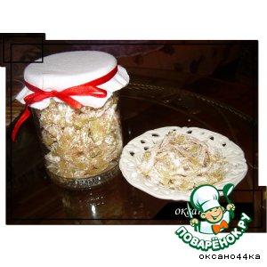 Рецепт: Конфеты из арбузных корок