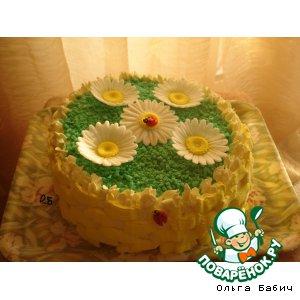 Торт До свидания, лето