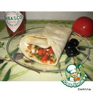 Рецепт: Такосы по-мексикански