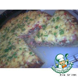 Pie-pizza
