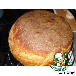 Рецепт: Хмельной хлеб