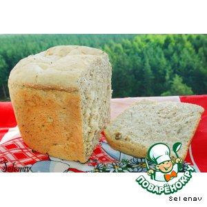 Рецепт: Хлеб с семенами для ХП
