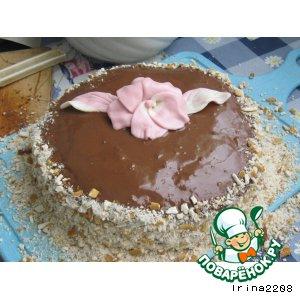 Рецепт: Торт Любимый
