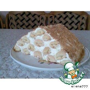 """Торт """"Монастырь"""""""