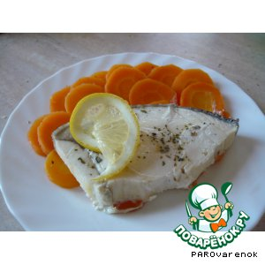 Рецепт: Мятная рыбка