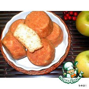 Рецепт: Хлеб со сливочным маслом