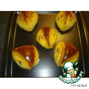 Рецепт: Плюшки или булочки