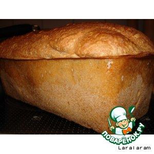 Рецепт: Хлеб Базельский/Pain Bale