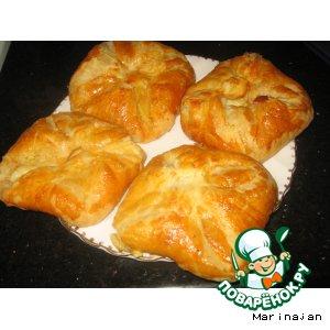 Рецепт: Хачапури от Дато