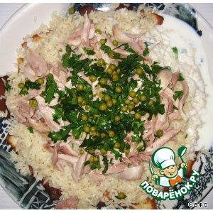 Рецепт: Фатте по-курдски