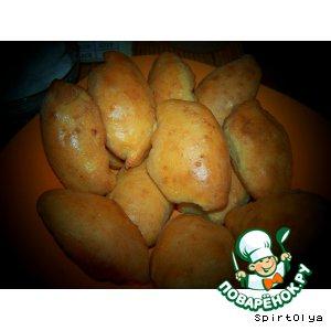 Рецепт: Калакяярейти (пирожки по-карельски)