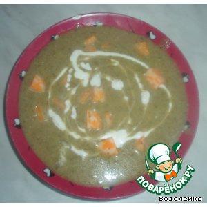 Рецепт Суп-пюре из щавеля